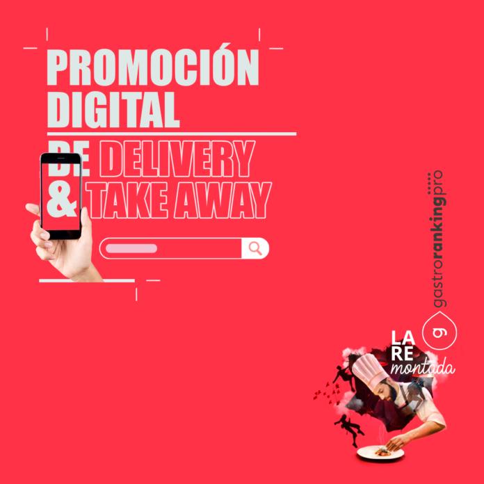 Promoción de los servicios de Delivery y Take Away